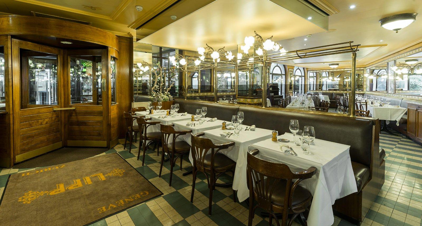 Brasserie Lipp Genève